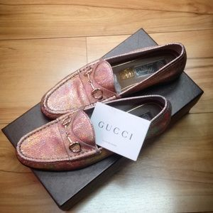 FRIDAY FLASH SALE Authentic Gucci Loafers